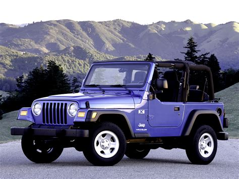 1997 Jeep Wrangler Tj Jeep Wrangler Tj 1997 2006