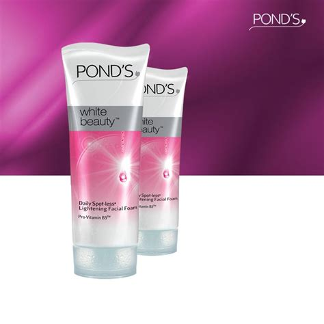 Ponds Whitening Serum fighting summer tanning is a lot easier with the pond s