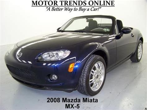 hayes auto repair manual 2008 mazda miata mx 5 navigation system repair manual 2008 mazda miata mx 5 wheel drive mazda 2008 mx 5 sport petrol red manual car
