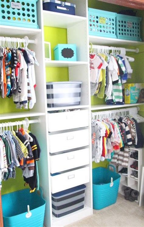 Baby Storage Closet by 10 Inspiring Closet Organization Suggestions