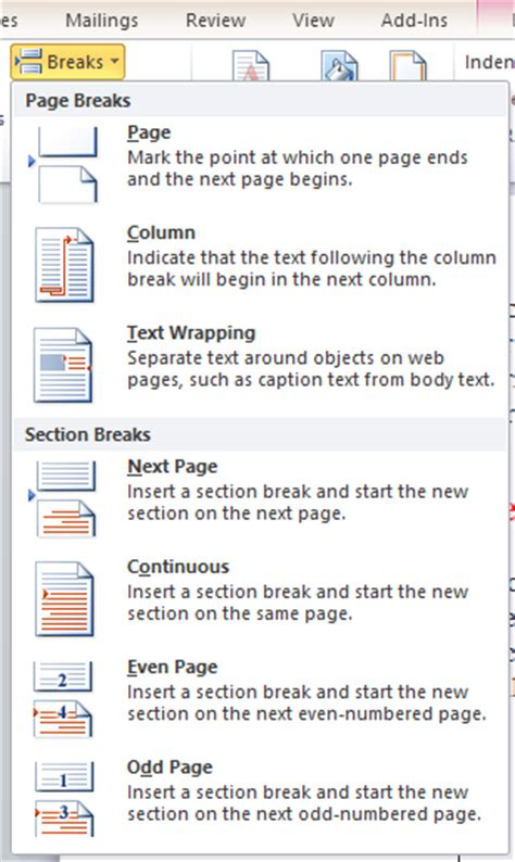 where is the section symbol in word six tips for better formatting in microsoft word