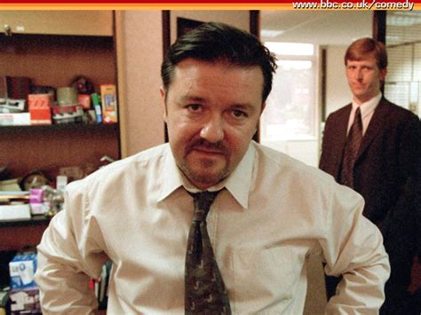 The Office Uk by Comedy The Office Character Profile David Brent
