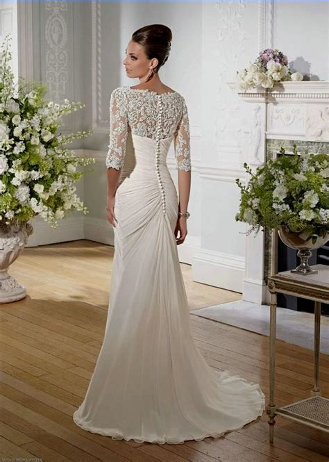 Simple Yet Style Of Dress best simple yet wedding dresses pictures styles