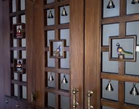 Room Door Design Best 25 Puja Room Ideas On