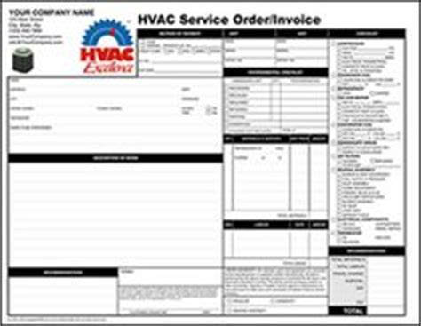 Hvac Invoice Forms And Hvac Maintenance Agreement Forms Electrical Invoice And Plumber Invoice Ac Invoice Template