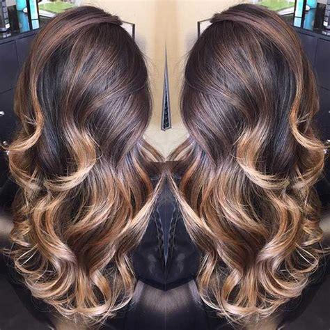 summer highlites for dark hair 27 stunning blonde highlights for dark hair dark brown