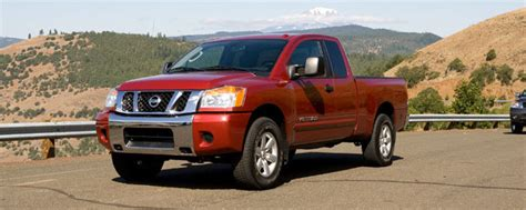 2010 Nissan Titan Reviews by 2010 Nissan Titan Review Car Reviews