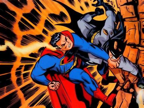 classic superman wallpaper classic superman vs batman zoom comics daily comic