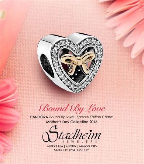 Mothers Of The World Charm P 1195 pandora bound by special edition charm s day collection 2016 pandora