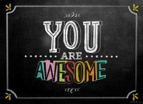 you are awesome encourage amp support ecard american