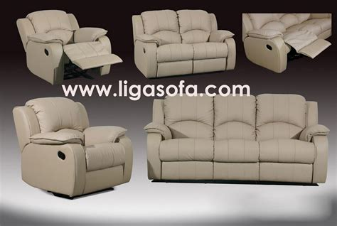 jual sofa reclining murah hereo sofa