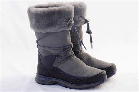 ugg orellen s waterproof thinsulate gray boots us 7