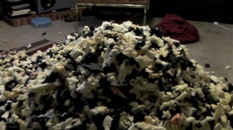 lovesac owner a big mess the love sack incident youtube