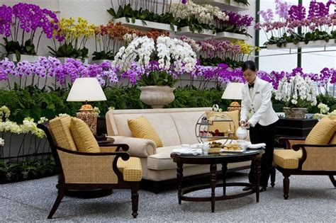 Orchid Room by The Majestic Hotel Kuala Lumpur Colonial Style In