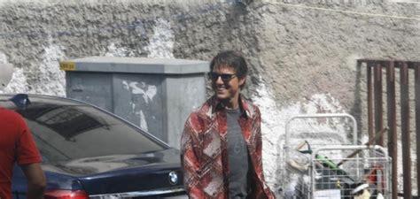film tom cruise au maroc la curiosit 233 d 233 range le tournage de mission impossible 5