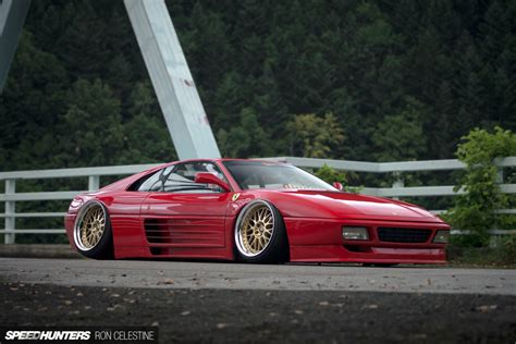 slammed f40 how to slam a speedhunters