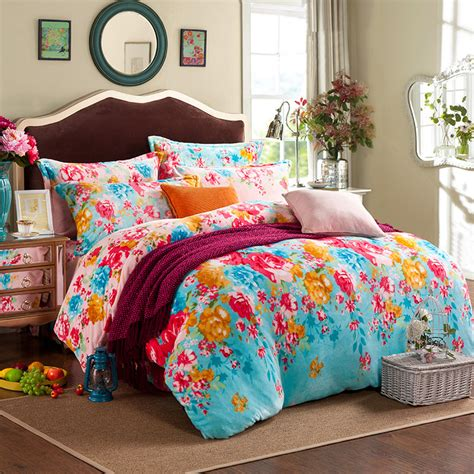 girls bed sets floral comforters and quilts girls comforter sets