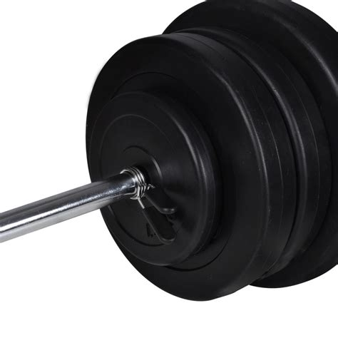 Sale Barbel 5kg Barbell Dumbel Dumbell Barble Dumble X43 barbell 2 dumbbell set 60 5kg www vidaxl au