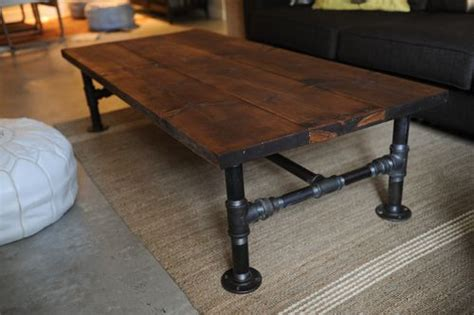 Pipe Coffee Table by Diy Industrial Coffee Table The Locker