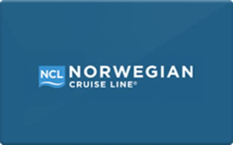 Ncl Gift Card - buy norwegian cruise line gift cards raise