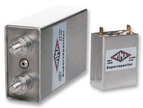 supercapacitor farnell scsra1b100ra00mv00 wima supercapacitor 100 f 2 5 v radial leaded 177 20 farnell uk