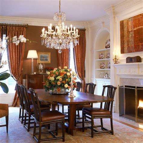 dining rooms dc manor house mclean traditional dining room