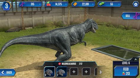 nuevas imagenes jurassic world jurassic world the game para ios 3djuegos
