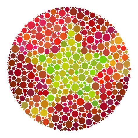 color blind test for toddlers royalty free color blind test clip vector images