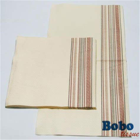 colored napkins bobotissue 187 colored printed napkin