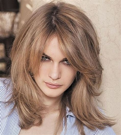 mid length hair cuts longer in front medium length haircuts 2016 design trends premium psd