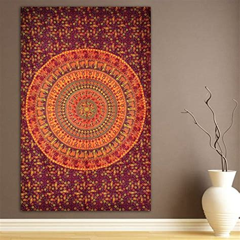 Hanging Pictures In Dorm Room - elephant amp camel tapestry indian hippie wall hanging bohemian bedspread mandala cotton dorm