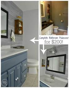 bathroom makeover ideas on a budget best 25 cheap bathroom remodel ideas on diy