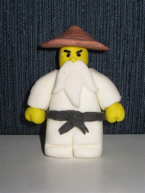 lego gumpaste tutorial lego ninjago fondant figure fun makes pinterest lego