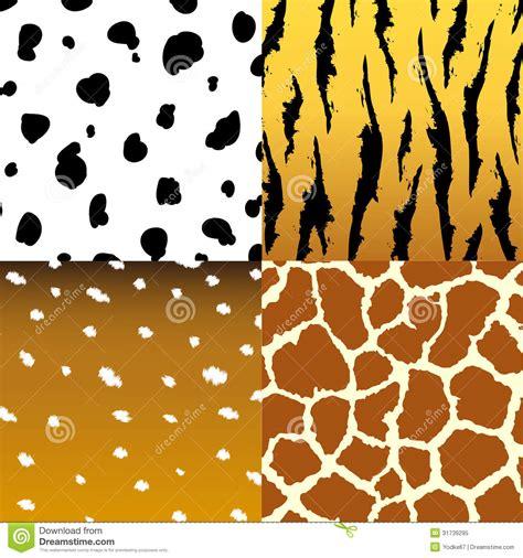 illustration of animal skin texture vector colourbox seamless animal skin texture fabric set royalty free stock