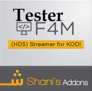 f4mtester addons, guide install f4mtester proxy addons
