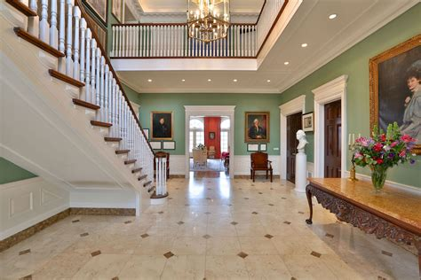 conrad blacks bridle path mansion   auctioned
