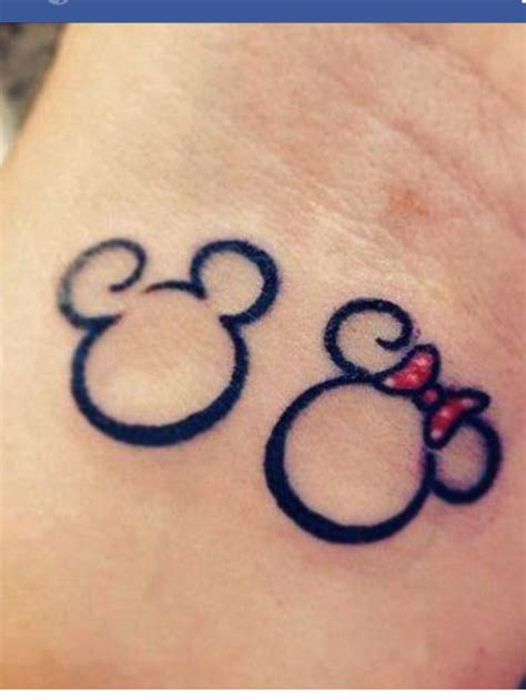 minnie mouse bow tattoo 20 best minnie mouse images on accessories