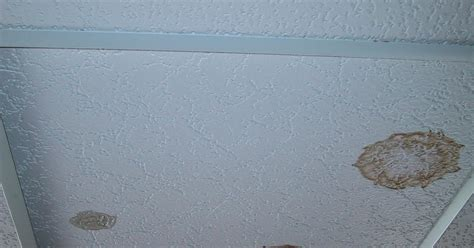 suspended ceiling useful tips on how to remove stains