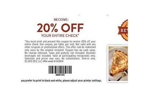 current dennys coupons 2018