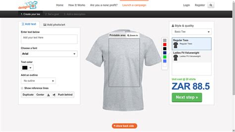 design your shirt and sell it how to cut and design t shirts joy studio design gallery
