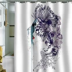 Stylish Shower Curtains » Home Design 2017