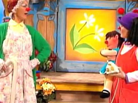 big comfy couch episode the big comfy couch season 7 ep 8 quot upside down clown