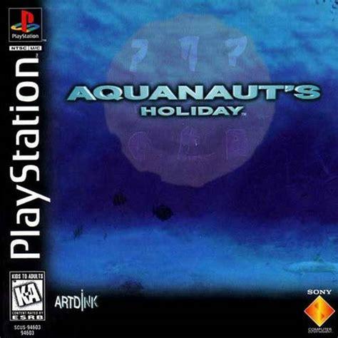 Aquanauts Ps3 Aquanauts Sony Playstation