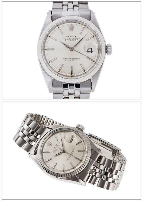 Rolex Harare Silver chuukotokei rakuten global market rolex datejust ss ref 1601 white gold bezel silver