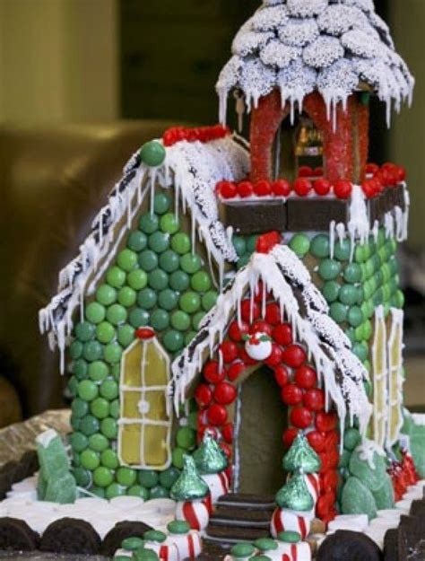 best gingerbread house best ever gingerbread