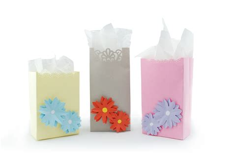 Decorative Paper Bags Craft - ojc how to craft paper bags