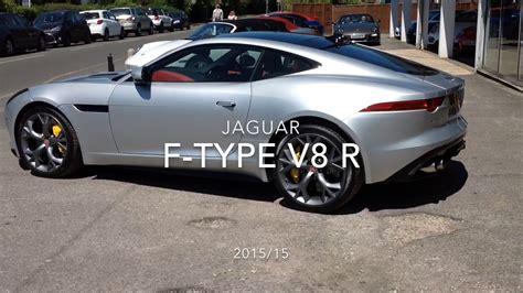 jaguar f type r silver jaguar f type v8 r for sale