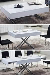 Table De Salon Modulable