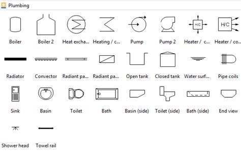 floor plan symbols uk pin plumbing symbols uk on pinterest