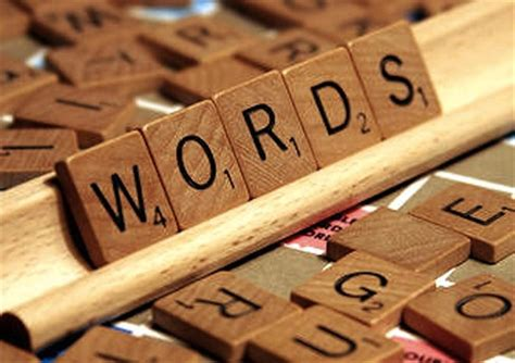 scrabble wrods enjoy the intensity and challenge in a